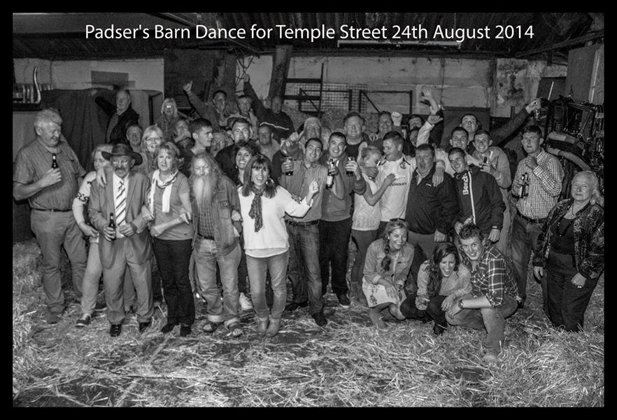 Padser's Barn Dance Smithfield 24.08.2014