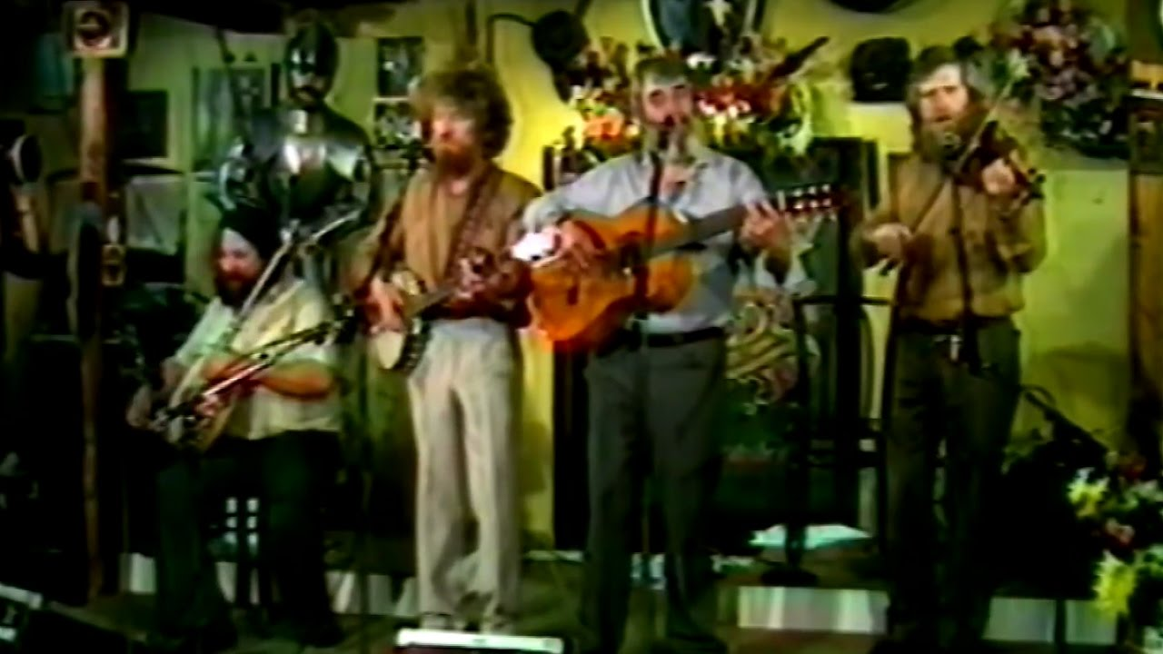 The Dubliners Live in Holland 1980